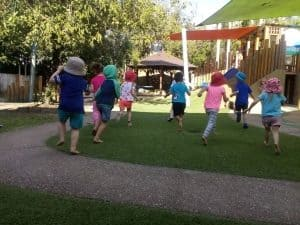 Cairns Souths Early Learning Centres playground